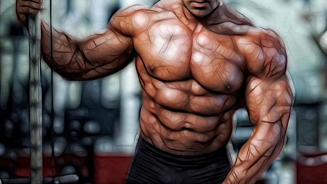 Как набрать массу мышц быстро и весело
