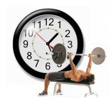 Важно знать свое самое благоприятное время тренировки