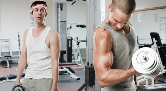 Советы новичкам в бодибилдинге и фитнесе