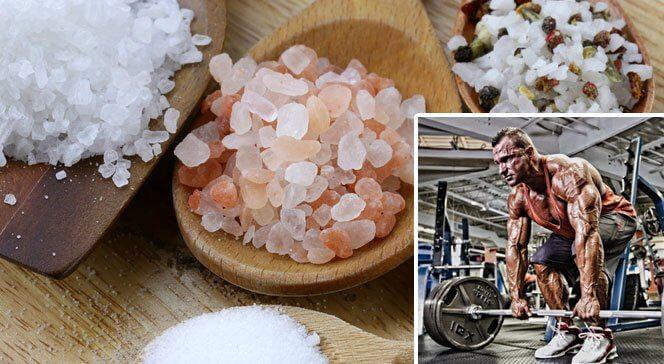 Соль растит мышцы