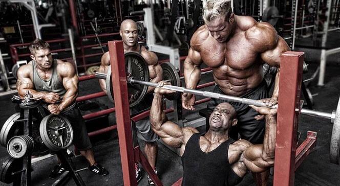 Лучшие упражнения для набора массы