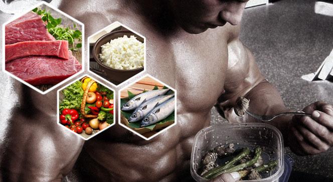 Какие продукты способствуют росту мышц