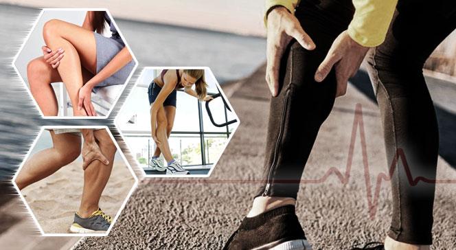 Судороги в икроножных мышцах причины