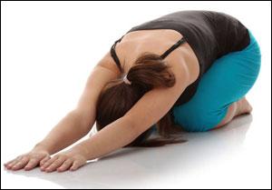 Общее расслабление мышц спины
