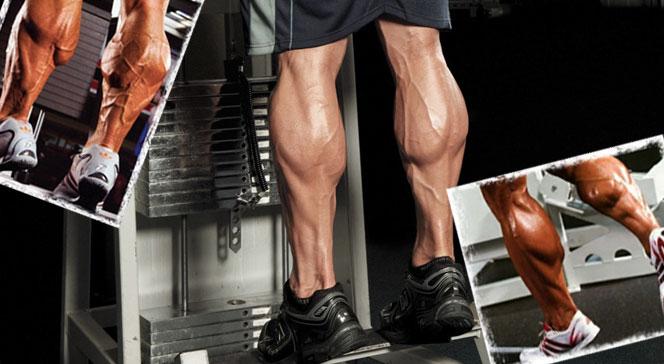 Как быстро накачать икроножные мышцы