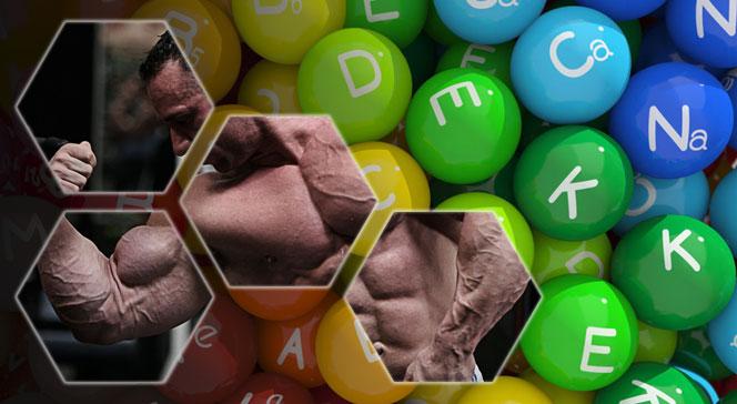 Витамины для быстрого роста мышц