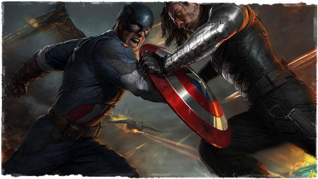 Капитан Америка другая война