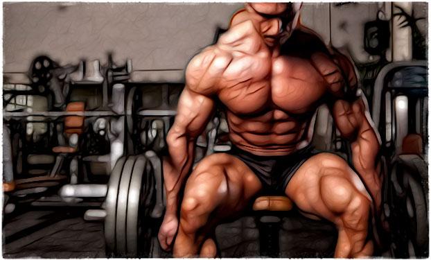 Отдых после тренировки. Боль в мышцах