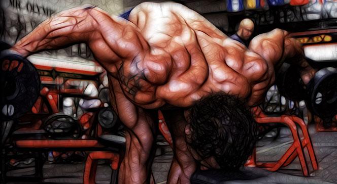 Упражнения на заднюю дельту