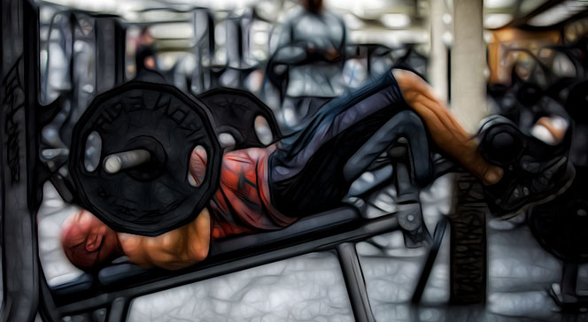 Тренировка низа груди лучшие упражнения
