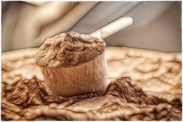 Протеин в порошке