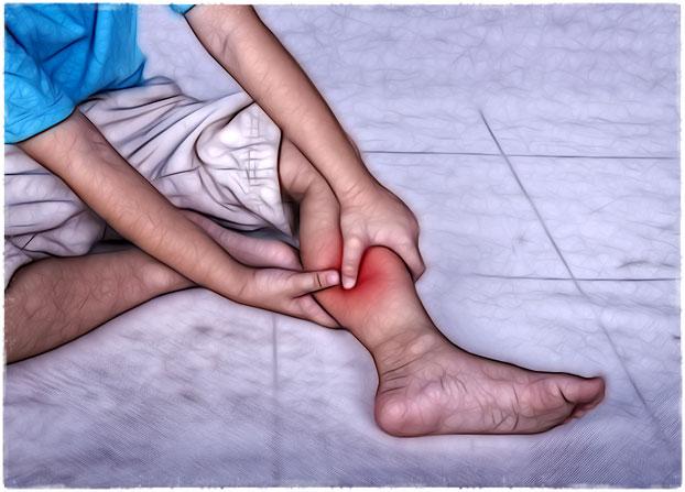 Самомассаж ног при судороге