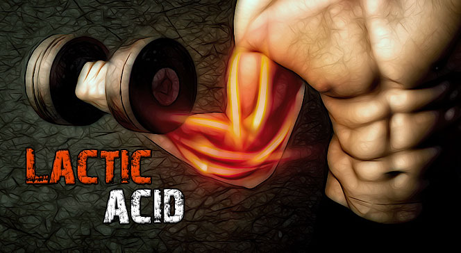 Как вывести молочную киcлоту из мышц быстро