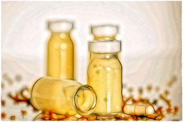 Косметика на основе пчелиного молока
