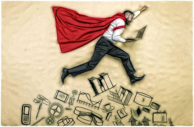 Супер маркетолог