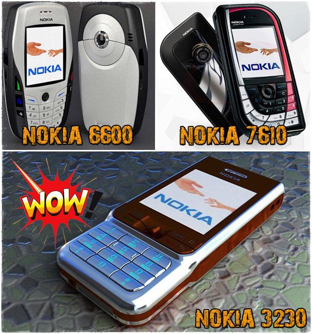 Ретро-смартфоны