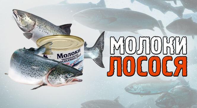 Молоки лосося консервы польза и вред