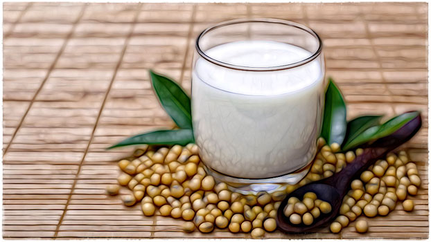 Молоко из сои