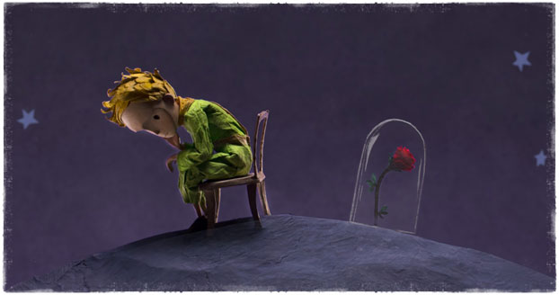 Обидчивая роза
