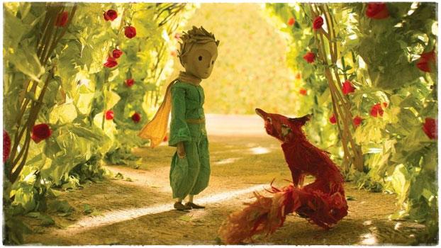 Принц и друг лис