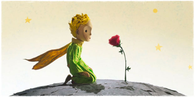 Принц и роза