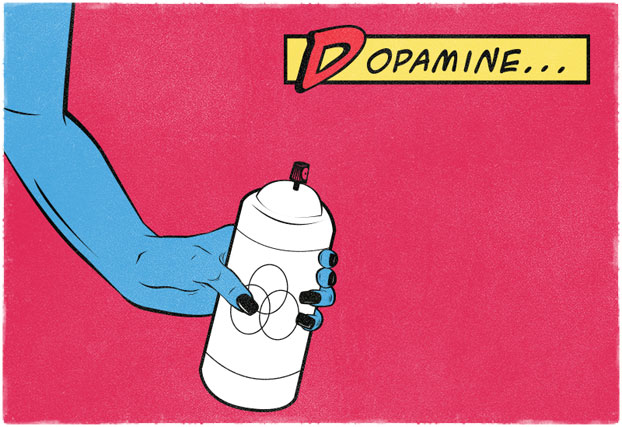 Допамин увеличение концентрации препаратами