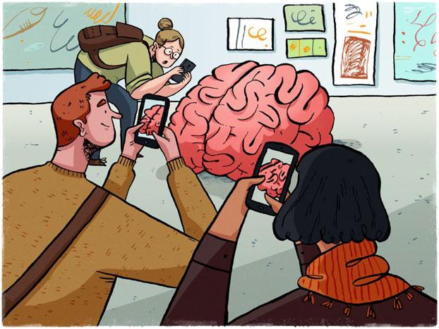 Мозг и смартфоны