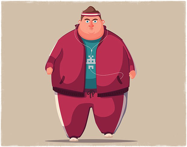 Ожирение и глюкоза