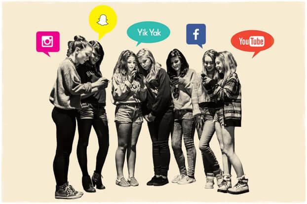 Онлайн малолетки